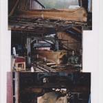 Ekstock till väderkvarn sågas hos Run-Trä