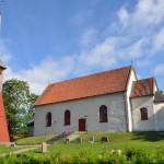 Forsby kyrka, medeltida