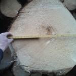 Granvirke till golv, 60 cm diameter