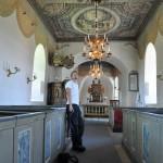 Medeltida kyrka undersöks