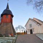 Solberga kyrka o stapel