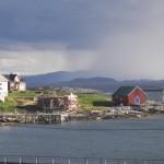 Sörgässlingen, Nordnorge i Atlanten