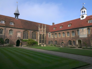 Queens college Cambridge