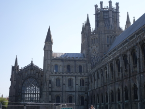 Ely katedral