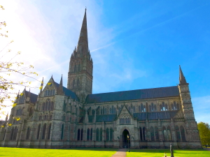 Salisbury katedral